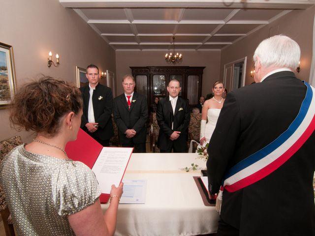 Le mariage de Michael et Jessica à Petite-Rosselle, Moselle 197