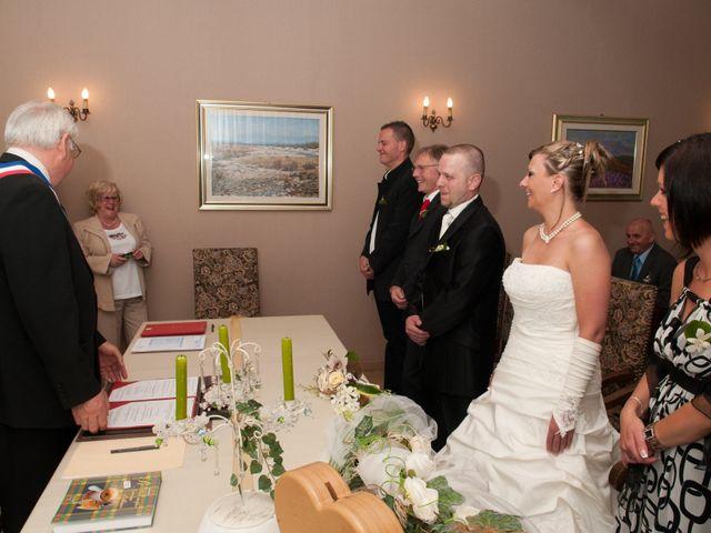 Le mariage de Michael et Jessica à Petite-Rosselle, Moselle 201