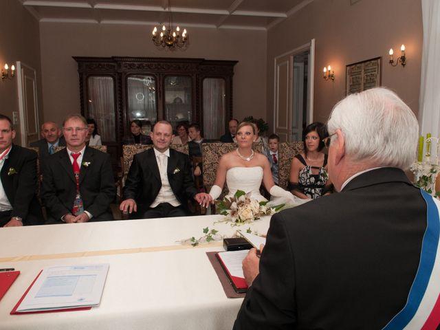 Le mariage de Michael et Jessica à Petite-Rosselle, Moselle 206