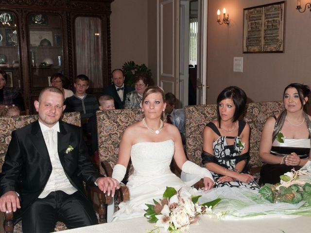 Le mariage de Michael et Jessica à Petite-Rosselle, Moselle 208
