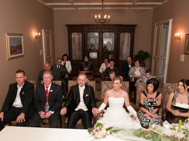 Le mariage de Michael et Jessica à Petite-Rosselle, Moselle 211