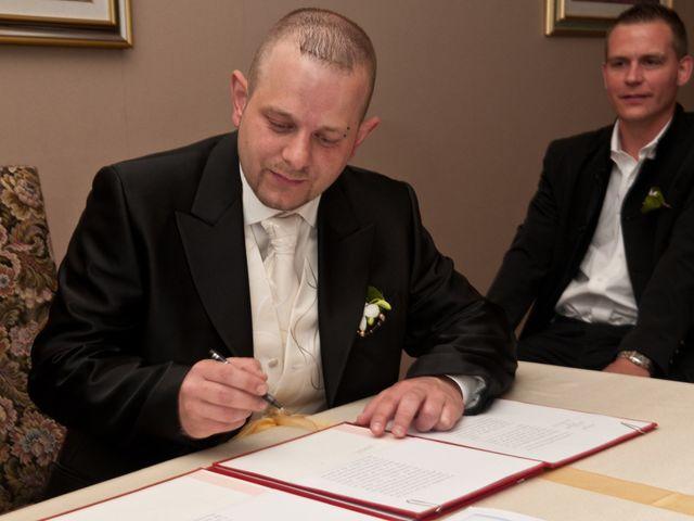 Le mariage de Michael et Jessica à Petite-Rosselle, Moselle 213