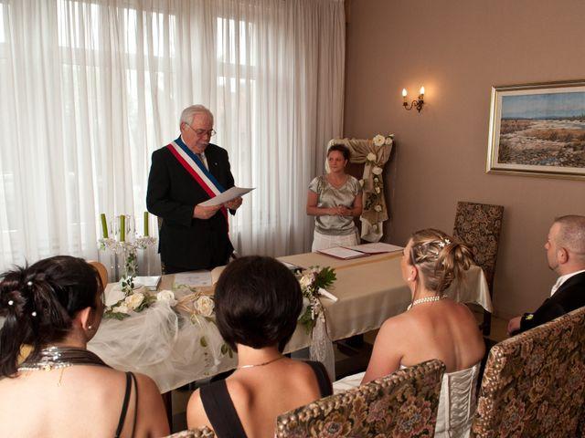 Le mariage de Michael et Jessica à Petite-Rosselle, Moselle 224