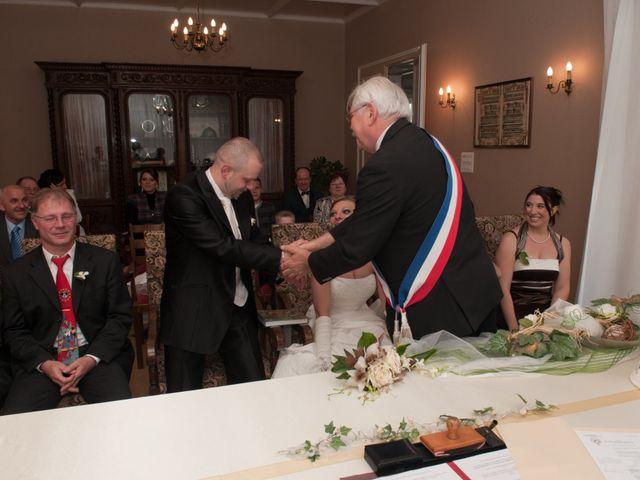 Le mariage de Michael et Jessica à Petite-Rosselle, Moselle 227