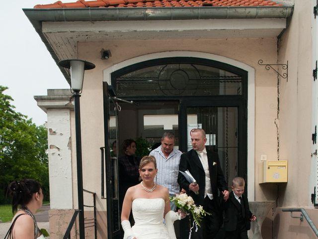 Le mariage de Michael et Jessica à Petite-Rosselle, Moselle 229
