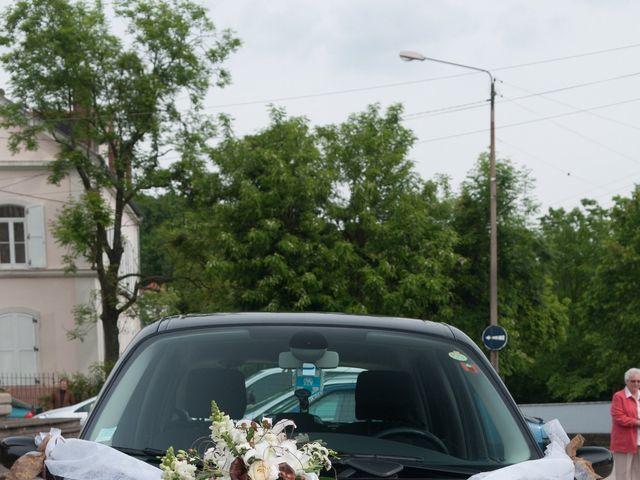 Le mariage de Michael et Jessica à Petite-Rosselle, Moselle 233