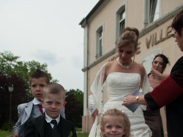 Le mariage de Michael et Jessica à Petite-Rosselle, Moselle 238