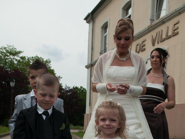 Le mariage de Michael et Jessica à Petite-Rosselle, Moselle 239