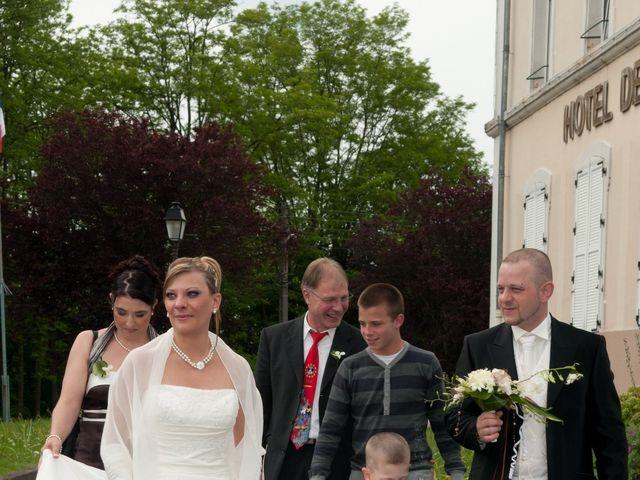 Le mariage de Michael et Jessica à Petite-Rosselle, Moselle 243