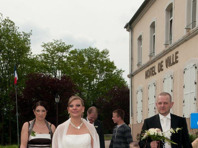 Le mariage de Michael et Jessica à Petite-Rosselle, Moselle 244