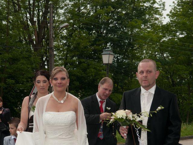 Le mariage de Michael et Jessica à Petite-Rosselle, Moselle 245