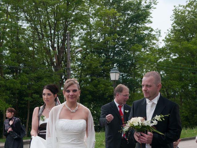 Le mariage de Michael et Jessica à Petite-Rosselle, Moselle 246
