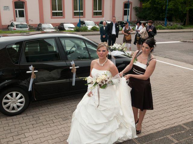 Le mariage de Michael et Jessica à Petite-Rosselle, Moselle 249
