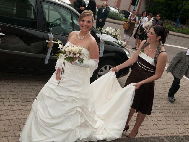 Le mariage de Michael et Jessica à Petite-Rosselle, Moselle 250