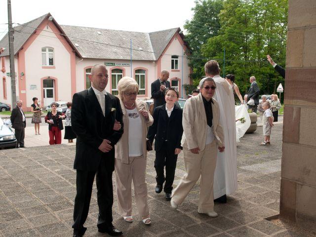 Le mariage de Michael et Jessica à Petite-Rosselle, Moselle 253