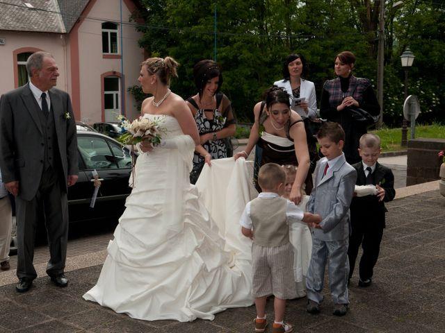 Le mariage de Michael et Jessica à Petite-Rosselle, Moselle 257