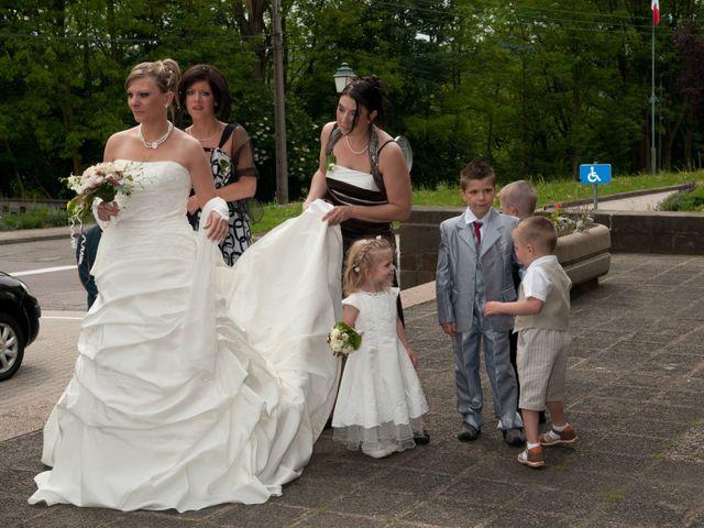 Le mariage de Michael et Jessica à Petite-Rosselle, Moselle 258