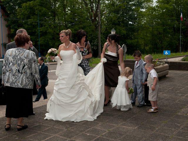 Le mariage de Michael et Jessica à Petite-Rosselle, Moselle 259