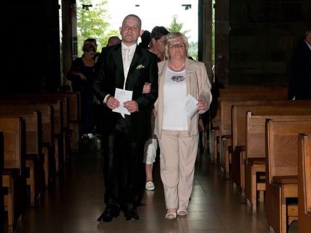 Le mariage de Michael et Jessica à Petite-Rosselle, Moselle 261