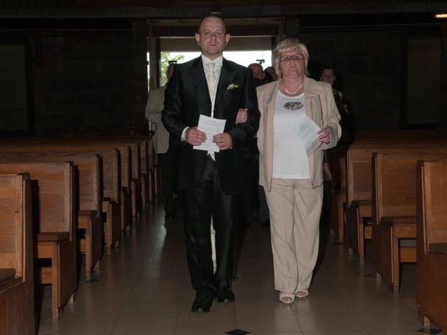 Le mariage de Michael et Jessica à Petite-Rosselle, Moselle 262