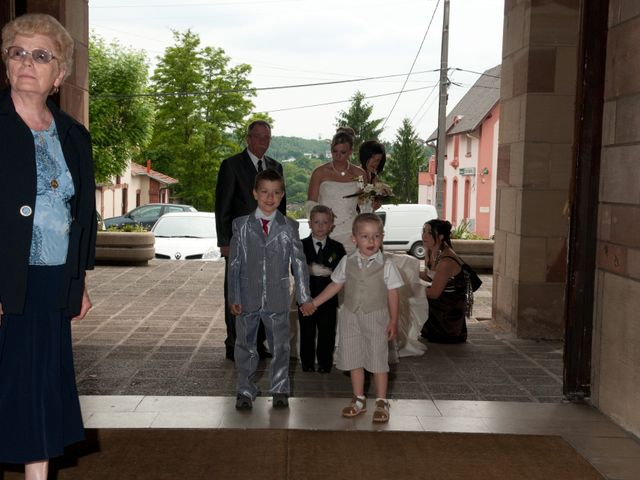Le mariage de Michael et Jessica à Petite-Rosselle, Moselle 263