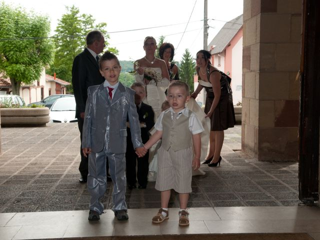 Le mariage de Michael et Jessica à Petite-Rosselle, Moselle 264