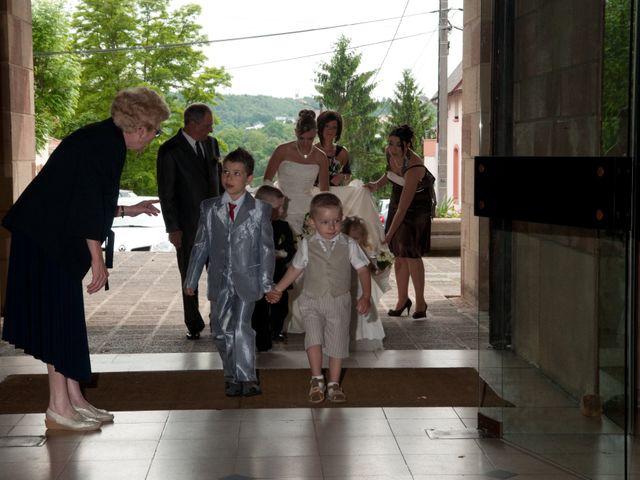 Le mariage de Michael et Jessica à Petite-Rosselle, Moselle 265