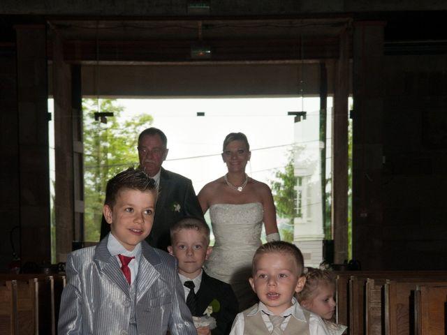 Le mariage de Michael et Jessica à Petite-Rosselle, Moselle 267