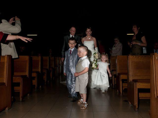 Le mariage de Michael et Jessica à Petite-Rosselle, Moselle 268