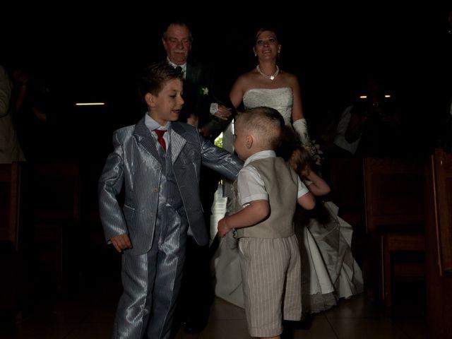 Le mariage de Michael et Jessica à Petite-Rosselle, Moselle 269