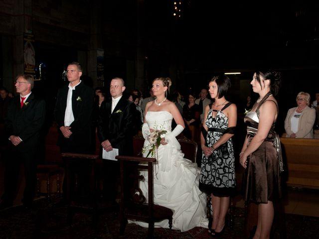 Le mariage de Michael et Jessica à Petite-Rosselle, Moselle 274