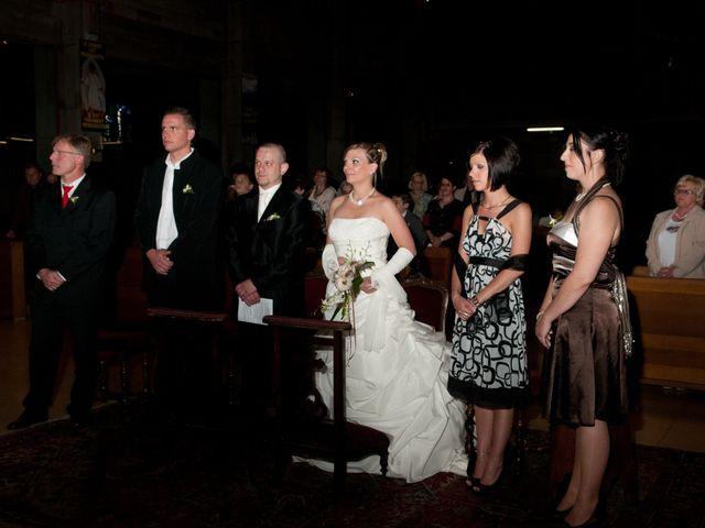 Le mariage de Michael et Jessica à Petite-Rosselle, Moselle 275