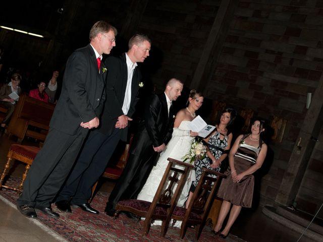 Le mariage de Michael et Jessica à Petite-Rosselle, Moselle 281