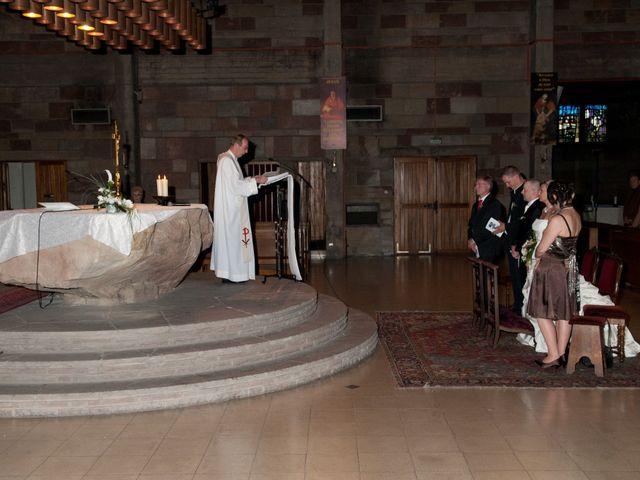 Le mariage de Michael et Jessica à Petite-Rosselle, Moselle 290