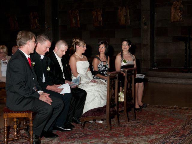 Le mariage de Michael et Jessica à Petite-Rosselle, Moselle 294