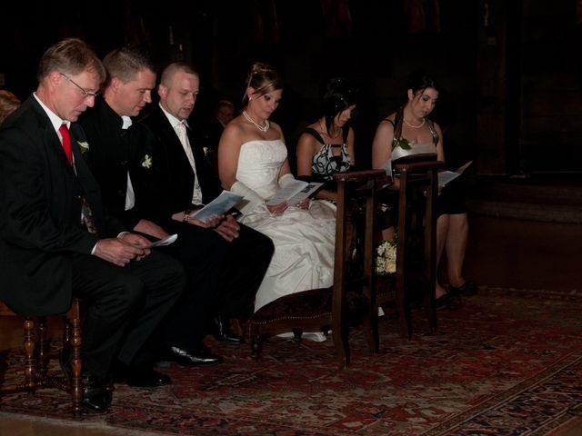 Le mariage de Michael et Jessica à Petite-Rosselle, Moselle 295