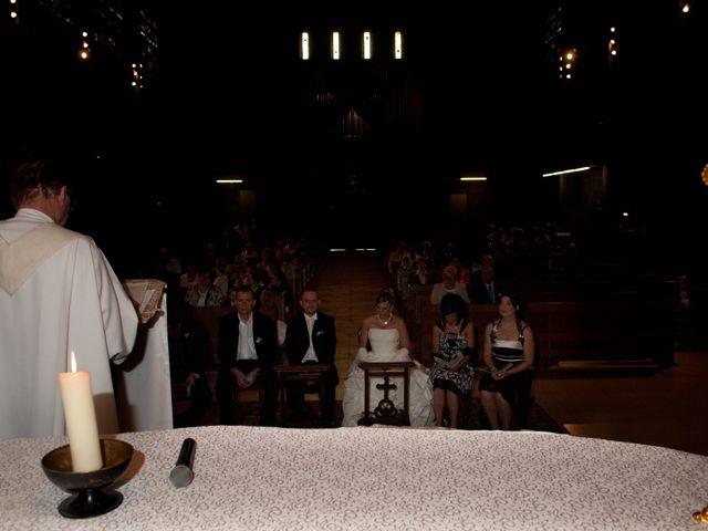 Le mariage de Michael et Jessica à Petite-Rosselle, Moselle 296