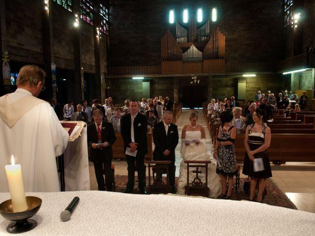 Le mariage de Michael et Jessica à Petite-Rosselle, Moselle 297