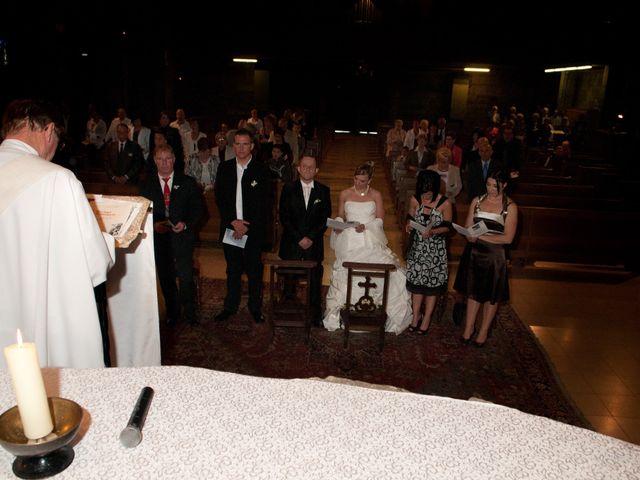Le mariage de Michael et Jessica à Petite-Rosselle, Moselle 298
