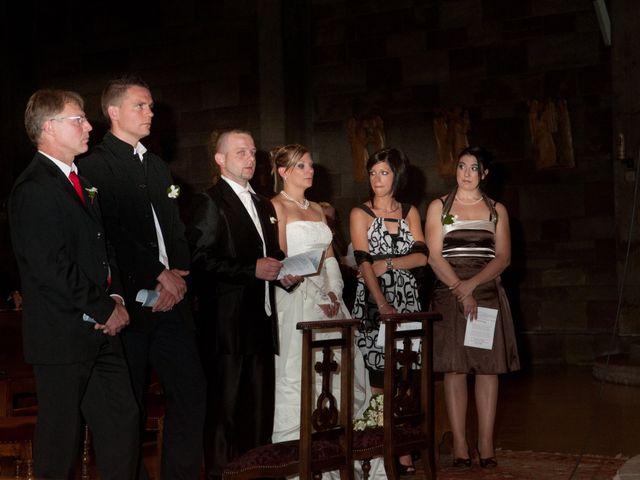 Le mariage de Michael et Jessica à Petite-Rosselle, Moselle 303