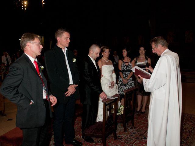 Le mariage de Michael et Jessica à Petite-Rosselle, Moselle 308