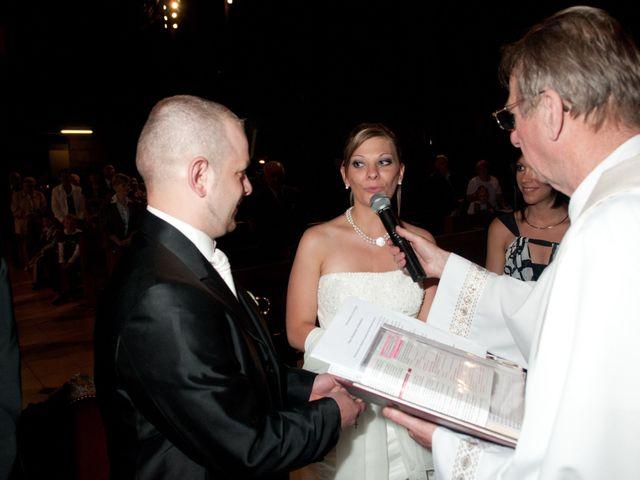Le mariage de Michael et Jessica à Petite-Rosselle, Moselle 314