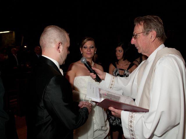 Le mariage de Michael et Jessica à Petite-Rosselle, Moselle 315