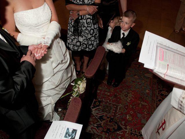 Le mariage de Michael et Jessica à Petite-Rosselle, Moselle 317