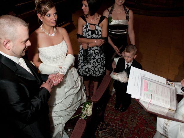 Le mariage de Michael et Jessica à Petite-Rosselle, Moselle 318