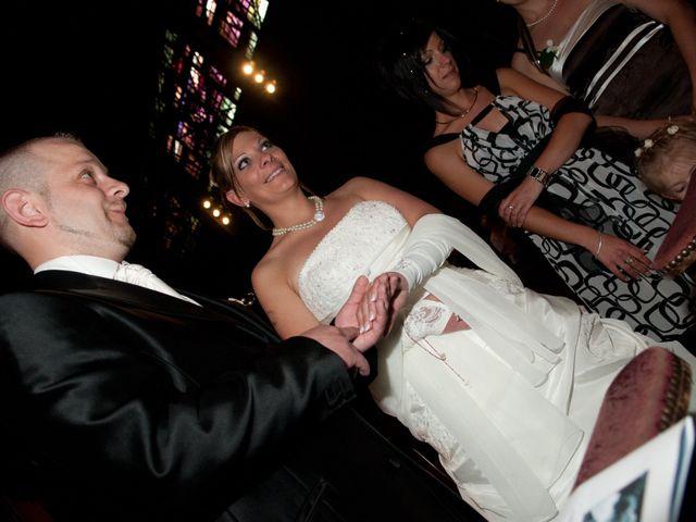 Le mariage de Michael et Jessica à Petite-Rosselle, Moselle 321