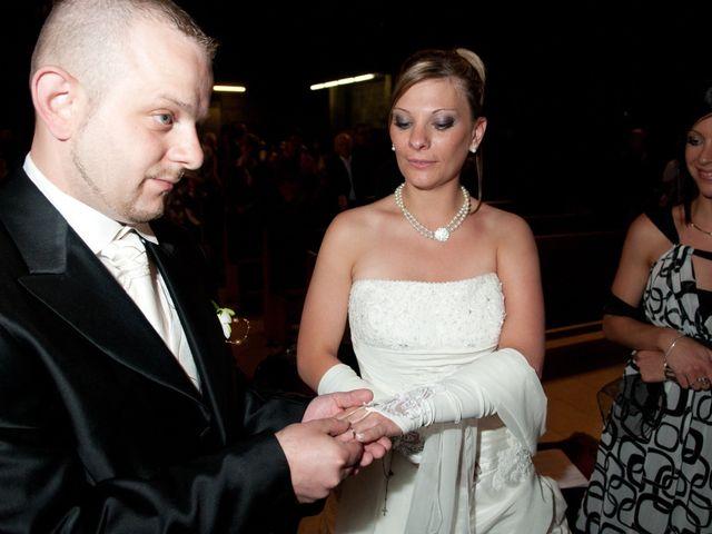 Le mariage de Michael et Jessica à Petite-Rosselle, Moselle 323