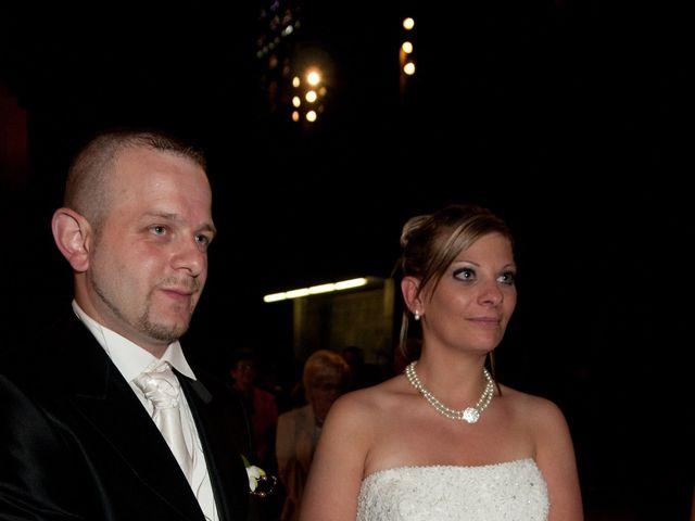 Le mariage de Michael et Jessica à Petite-Rosselle, Moselle 327