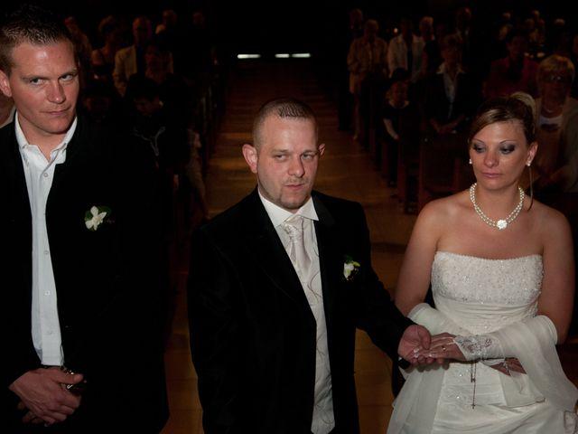 Le mariage de Michael et Jessica à Petite-Rosselle, Moselle 331