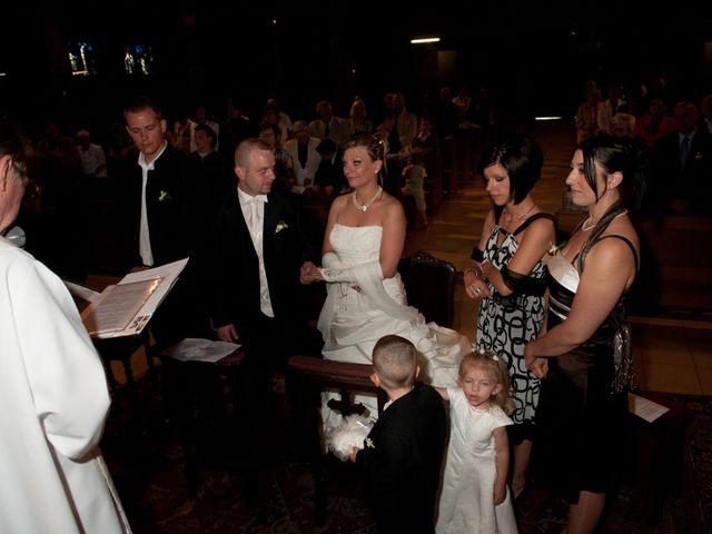 Le mariage de Michael et Jessica à Petite-Rosselle, Moselle 332